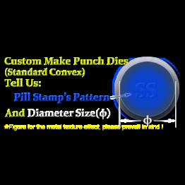Custom make punch dies