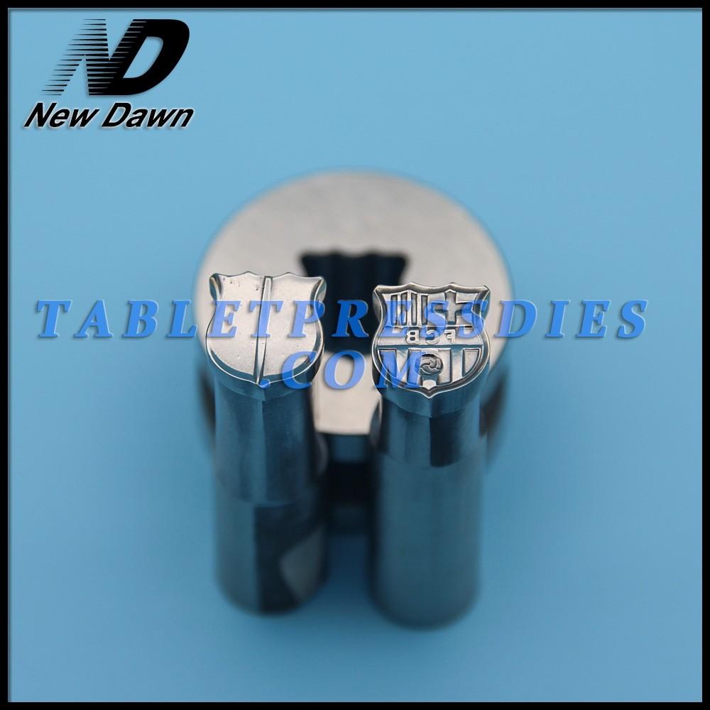 Barcelona tablet press molds