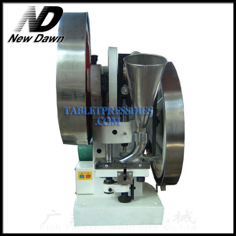 TDP - 6 punch tablet press machine