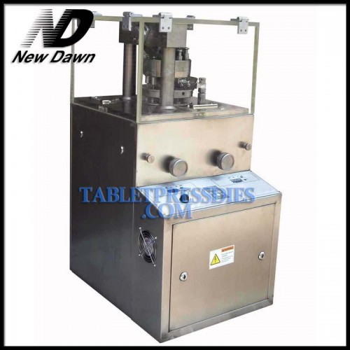 zp 9 tablet press machine