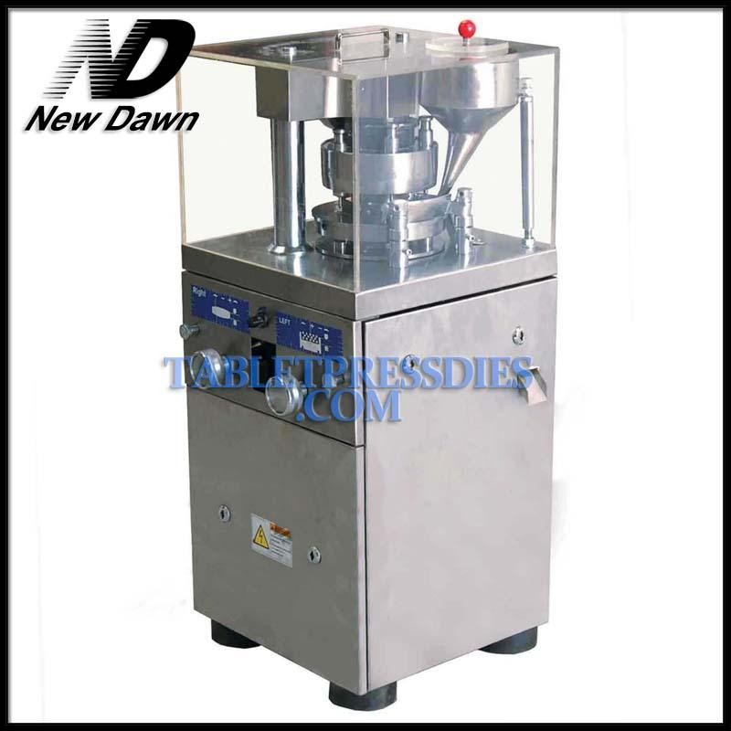 zp-9 punch tablet press machine